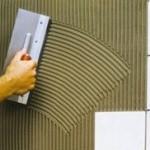 Расход клея для плитки на 1м2: как узнать?