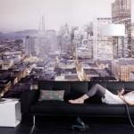 Как клеить фотообои Komar на стену