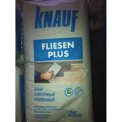 Плиточный клей Кнауф Флизен