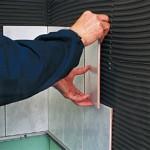 Как клеить плитку на стену и пол ванной комнаты
