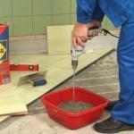 Плиточный клей Юнис 2000: способ применения и характеристики