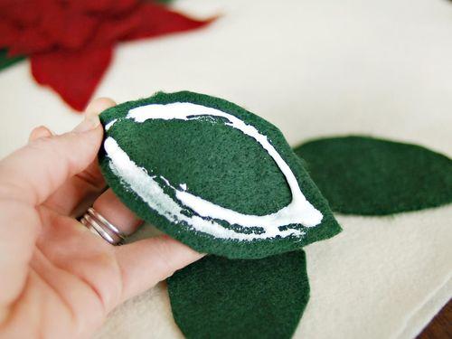 Как применять текстильный клей