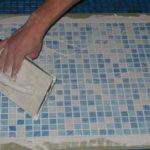 Как подобрать клей для стеклянной мозаики
