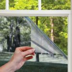 Инструкция как клеить на окна различные покрытия