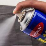 Какой клей-аэрозоль бывает и как им пользоваться