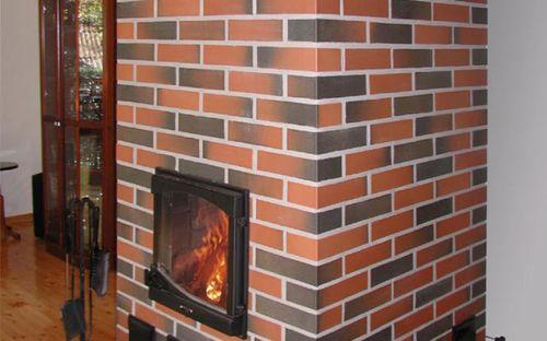 кафельная плитка для печи огнеупорная