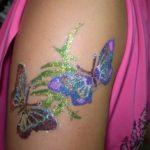 Какой клей используют для тату