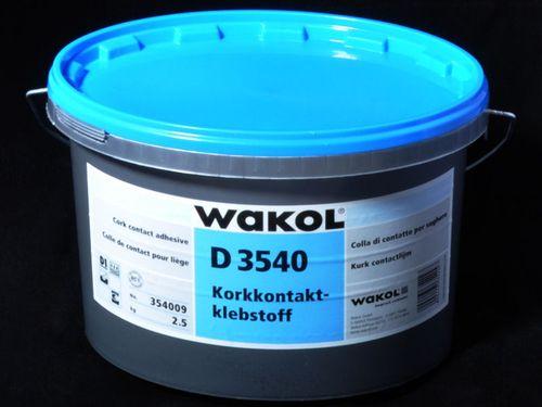 Клей для пробки Wakol D-3540