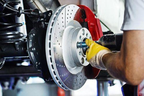 ремонт тормозных колодок