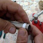 Резьбовой клей для фиксации крепежных соединений