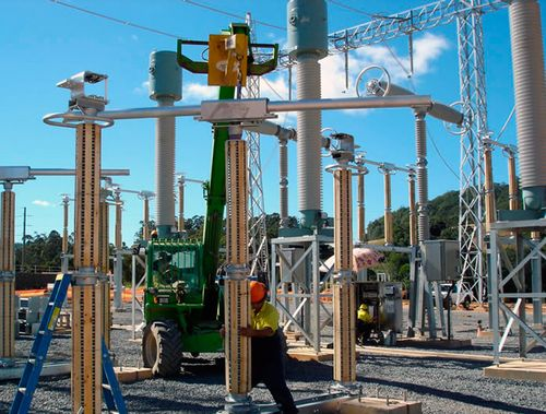 монтаж электротехнических сооружений
